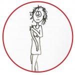 Påförande av skuld och skam - den femte härskartekniken. Illustration: AKJ