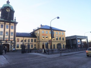 Tänk så bra att jag tog tåget till Norrköping idag. Bästa uppladdningen, ju!